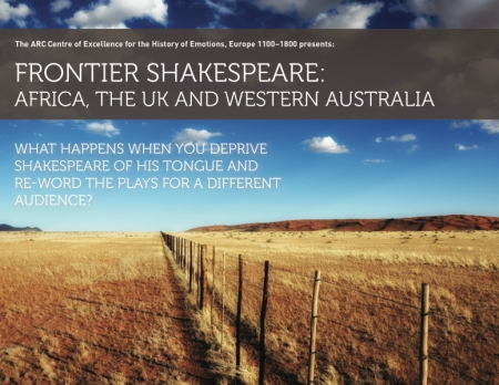 Frontier Shakespeare Image