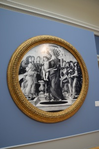 Botticelli's Madonna and Child