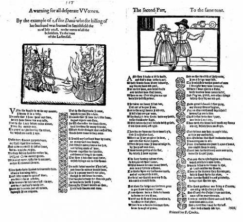 Magdalene College - Pepys 1.120-121. English Broadside Ballad Archive. Retrieved from: http://ebba.english.ucsb.edu/ballad/20050/image