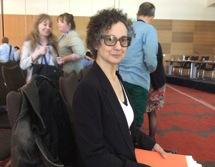 Professor Lauren Berlant. Image courtesy of the author.