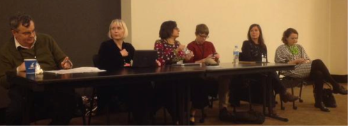 """The """"Global Medieval in the Antipodes"""" Roundtable, ANZAMEMS 2015"""