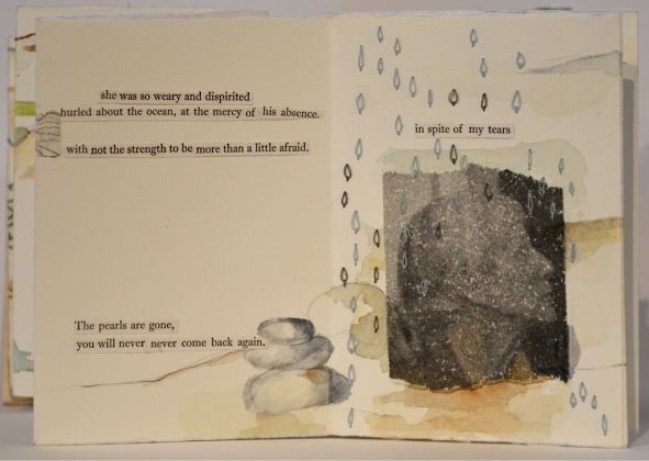 Detail from 'LOST and loving' by Anne Riggs. Image courtesy of the Artist.