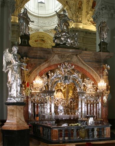 Mariazell_gnadenkapelle