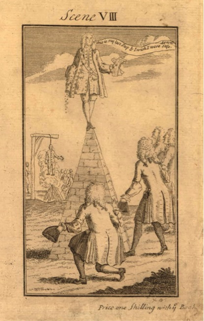 Image: 'Scene VIII', Robin's Progress in Eight Scenes, 1733. British Museum, AN 478672001