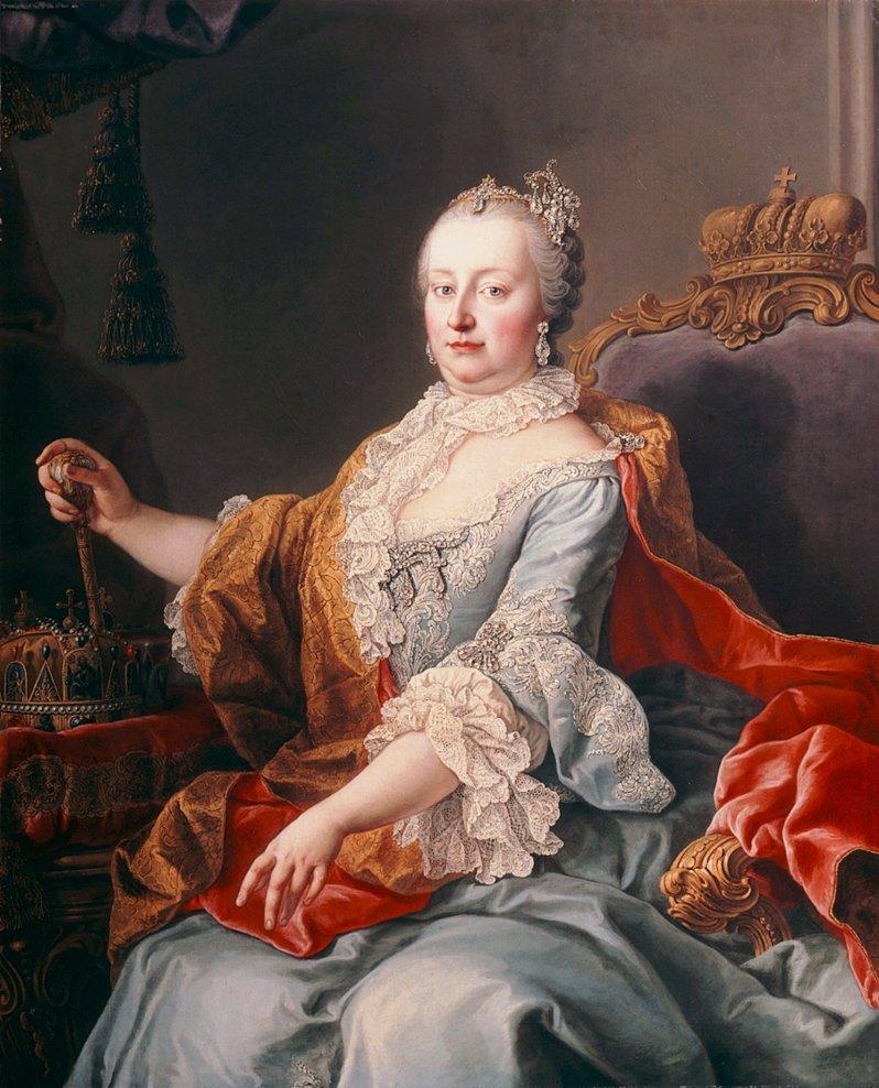 Empress Maria Theresa of Austria