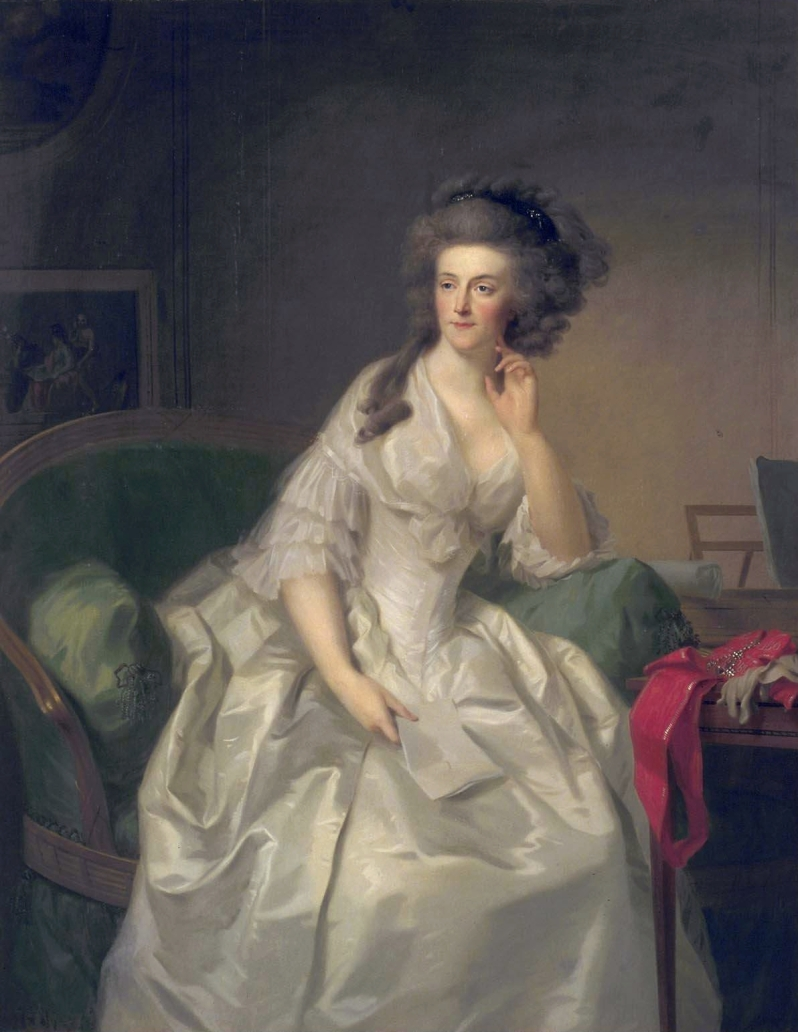 Wilhelmine von Preußen, Princess of Orange