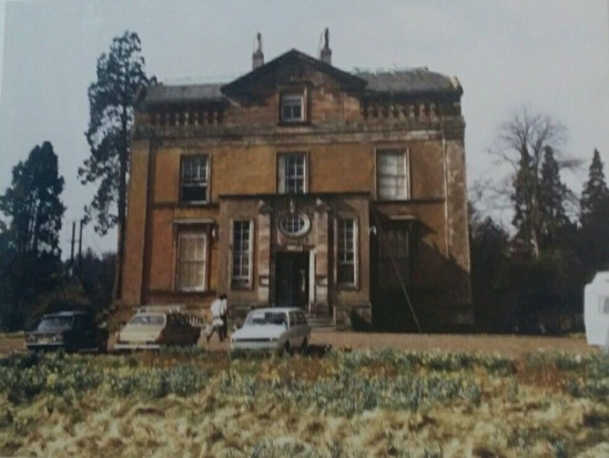 Photograph of Auchlochan House, Lesmahagow, c.1974