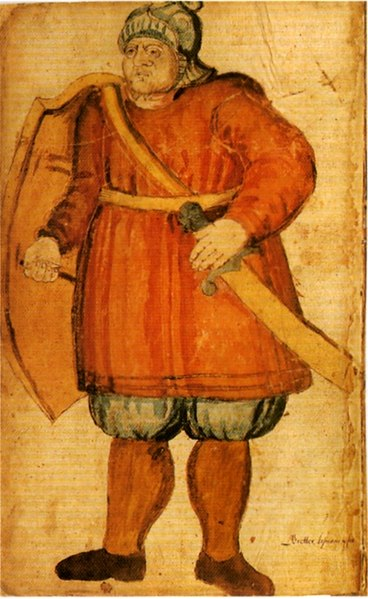 Grettir Ásmundarson, Reykjavík AM 426, c. 1670