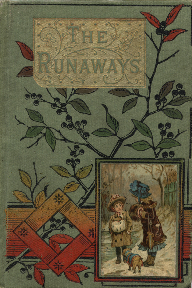 Cover of Sidney Grey's The Runaways