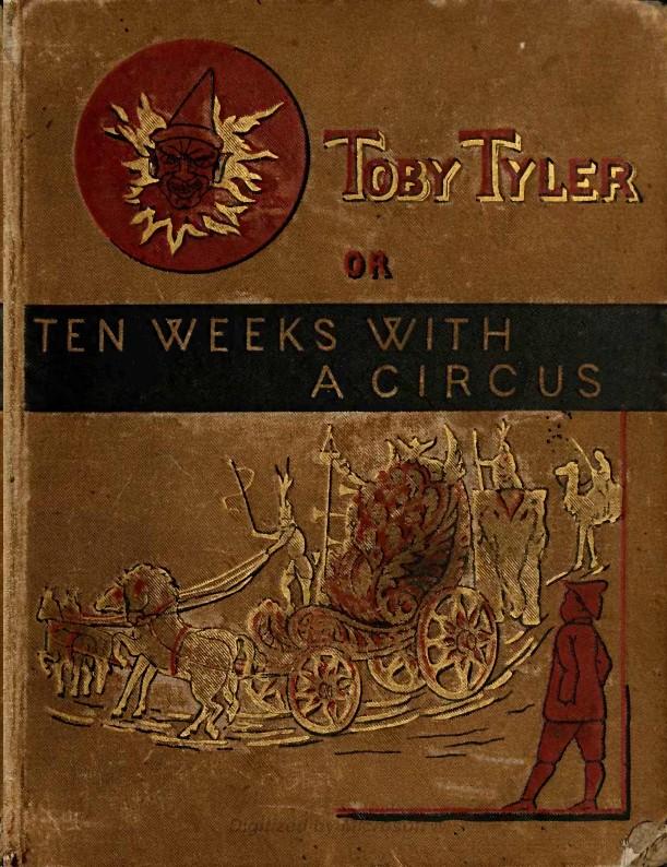 Cover of James Otis Kaler's Toby Tiler